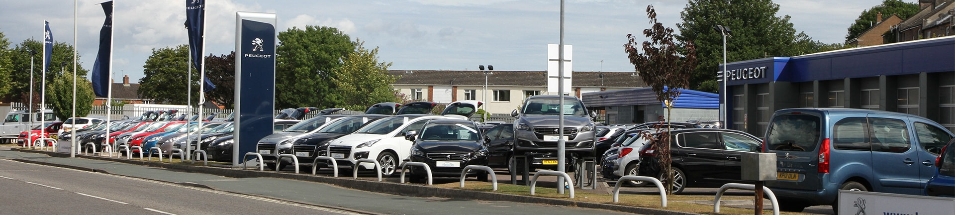 Howards Auto Sales >> Howards | New & Used Cars & Vans Dorchester | Peugeot
