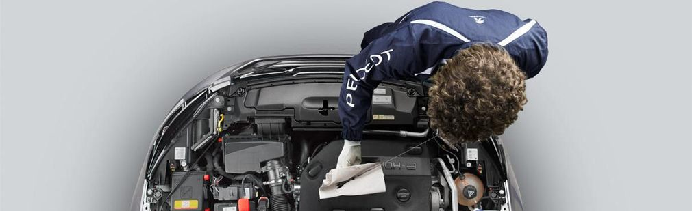 Peugeot 3 Years+ Servicing